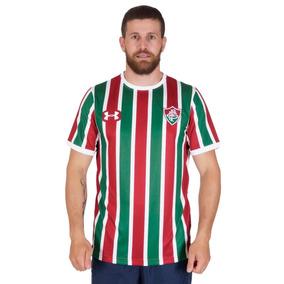 dc35809b85eaa Camisa Treino Fluminense Under - Camisa Fluminense Masculina no Mercado  Livre Brasil