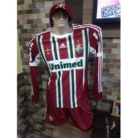 171671449f9d0 Short Fluminense Camisas Fluminense - Camisa Fluminense Masculina no Mercado  Livre Brasil