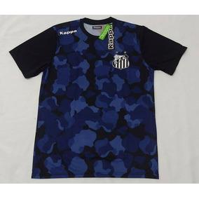 6beed0bb41623 Camisas Santos Azul - Camisa Santos Masculina no Mercado Livre Brasil
