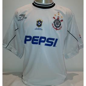 bef4bf999a81e Camiseta Do Corinthians Tamanho Especial no Mercado Livre Brasil