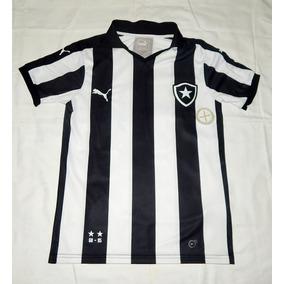 074379366ca59 Uniforme Completo De Futebol - Camisa Botafogo no Mercado Livre Brasil