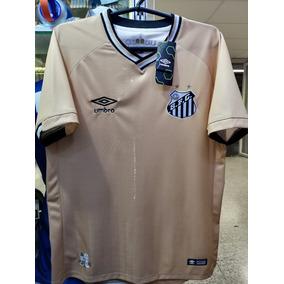 6fc717089b281 Camisa Santos Fc Retro - Camisa Santos Masculina no Mercado Livre Brasil