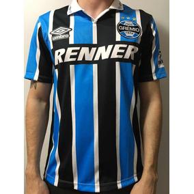 3df6f77cd46d0 Camisa Grêmio em São Bernardo do Campo no Mercado Livre Brasil