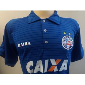1f123b53f978e Camisa Do Bahia Gola Polo - Futebol no Mercado Livre Brasil