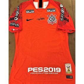 9cde179764fcf Camisa Goleiro Do Corinthians Feminino no Mercado Livre Brasil