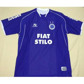 127c8543e4b43 Camisa Do Cruzeiro Branca - Camisa Cruzeiro Masculina no Mercado Livre  Brasil