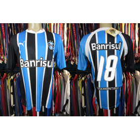 4897ae1b644b6 Camisa Do Gremio Puma Banrisul - Futebol no Mercado Livre Brasil