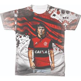 737ef651abeba Camisa Flamengo Zico - Camisa Flamengo Masculina no Mercado Livre Brasil