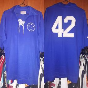 504404ad4252e Camisa Cruzeiro Puma - Camisa Cruzeiro Masculina no Mercado Livre Brasil