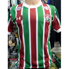 61f37261f7fe6 Camisa Fluminense Under Armor Viagem no Mercado Livre Brasil