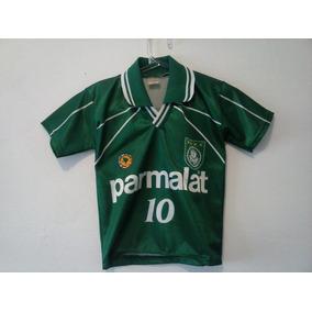4a11f03f52ed9 Camisa Palmeiras Infantil 2 Anos - Camisas de Futebol no Mercado Livre  Brasil