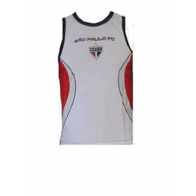 7f75a31ad8211 Camisa Regata São Paulo Futebol Clube Rara - Futebol no Mercado Livre Brasil