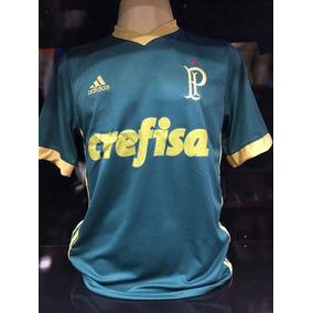 dce0214c559fa Camisas Do Palmeiras - Réplicas - Camisa Palmeiras Masculina no Mercado  Livre Brasil