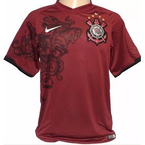 dc5bd64410e95 Camisa Corinthians Sao Jorge - Camisas de Times de Futebol no Mercado Livre  Brasil