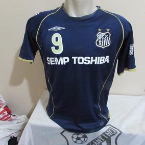 eafe8ebe4e7fc Camisa Santos 2009 - Camisa Santos Masculina no Mercado Livre Brasil