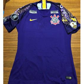 f047b07e2d19d Camisa Do Goleiro Do Corinthians Feminina no Mercado Livre Brasil