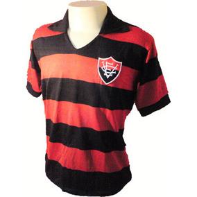 d8a457948bc3f Camisa De Time Replica Camisas Times Brasileiros Nordeste - Camisa Vitória  no Mercado Livre Brasil