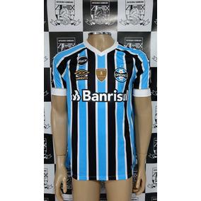 b9da7f528bd65 Camisa Gremio 3 - Camisa Grêmio Masculina no Mercado Livre Brasil