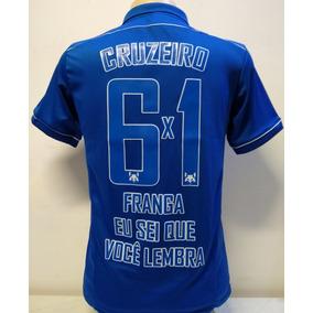 5e196f389a46c Camisa Cruzeiro 2013 - Camisa Cruzeiro Masculina no Mercado Livre Brasil