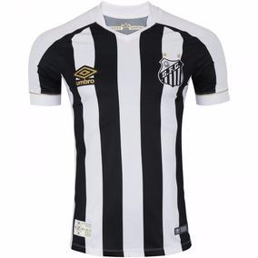 7b8f915c713b3 Camisa Santos 2017 2018 - Camisa Santos Masculina no Mercado Livre Brasil