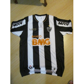 fccd7d6e3 Camisa Atletico Mineiro 2013 Lupo - Masculina Atlético Mineiro em De Times  Nacionais no Mercado Livre Brasil