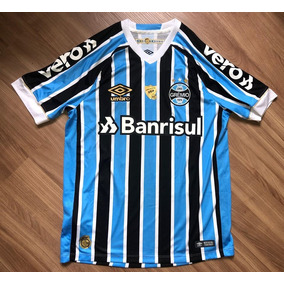 aa30ace3f1d2d Gremio Jogo - Camisa Grêmio Masculina no Mercado Livre Brasil