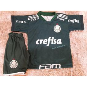 538feb48675a0 Camisa Palmeiras Tamanho 10 Infantil - Camisas de Times de Futebol no  Mercado Livre Brasil