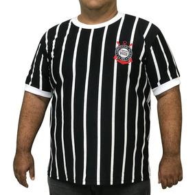 bf28cd82daf96 Camisa Corinthians Retro Basilio no Mercado Livre Brasil