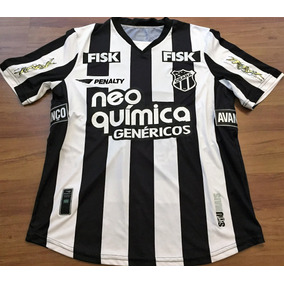 cda84adc9a015 Camisa Ceará Masculina no Mercado Livre Brasil