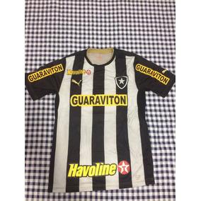 ea8176f270d6c Camisa Botafogo Usada Em Jogo - Camisa Botafogo Masculina