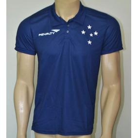 aa7240346f149 Camisa Gola Polo Cruzeiro Masculina no Mercado Livre Brasil