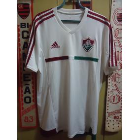 8160f2d8e3721 Camisa Fluminense Branca - Camisa Fluminense Masculina no Mercado Livre  Brasil