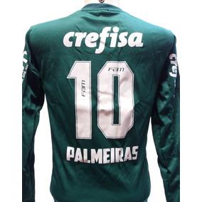 a4b80b09b0861 Camisa Palmeiras Feminina no Mercado Livre Brasil