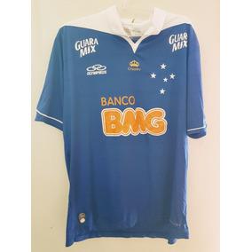 208231cc2732b Camisa Do Cruzeiro 2013 2014 - Camisa Cruzeiro Masculina no Mercado Livre  Brasil