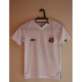 1bc44acba5617 Camisa Retro Santos 62 10 - Futebol no Mercado Livre Brasil