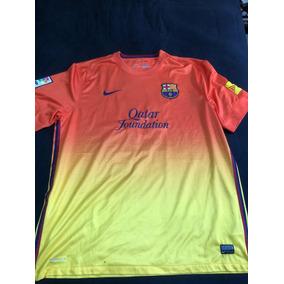 d40d803027492 Camisa Barcelona 2013 - Camisa Barcelona Masculina no Mercado Livre Brasil