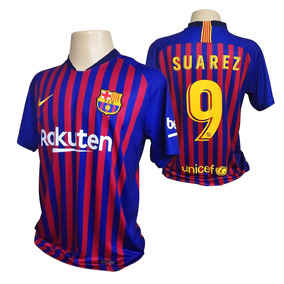 7ae65b3aed037 Camisa Barcelona Suarez - Camisa Barcelona Masculina no Mercado Livre Brasil