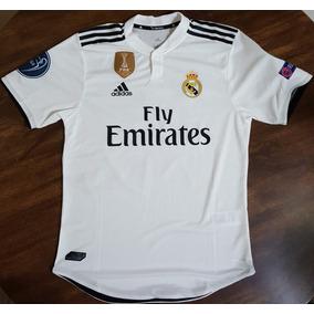 590d94f8b6422 Camisa Real Madrid Benzema - Camisas de Futebol no Mercado Livre Brasil