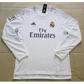 cfe7a420fa771 Camisa Real Madrid 2016 - Camisa Real Madrid Masculina no Mercado Livre  Brasil