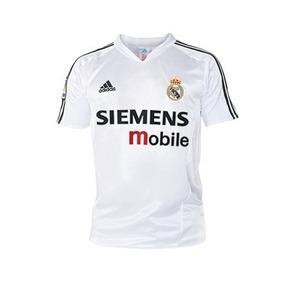 5cc55fe7e Camisa Real Madrid 2004 Times Espanhois Masculina - Camisas de Futebol no  Mercado Livre Brasil
