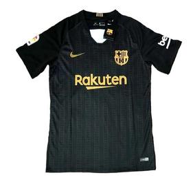 63e629a5e0c3d Camisa Dourada Do Barcelona - Futebol no Mercado Livre Brasil