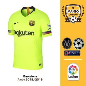 b39dbe0d25aa8 Camisa Barcelona 2019 - Camisa Barcelona Masculina no Mercado Livre Brasil