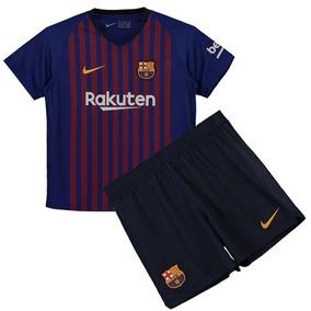 8e02803167146 Camisa Barcelona 2018 Infantil - Futebol no Mercado Livre Brasil