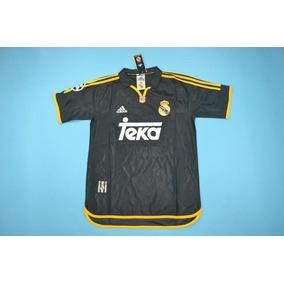 55b6e6a54bb55 Camisa Real Madrid Raul - Camisas de Times de Futebol no Mercado Livre  Brasil