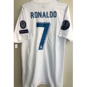 1365ad0a5 Camisa Real Madrid Ronaldo 9 no Mercado Livre Brasil