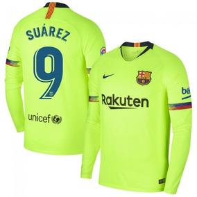 ab7d7e04617a2 Camisas Do Barcelona Manga Longa - Camisas de Times de Futebol no Mercado  Livre Brasil