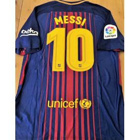 06fd37566d190 Camisa Barcelona Jogador - Futebol no Mercado Livre Brasil