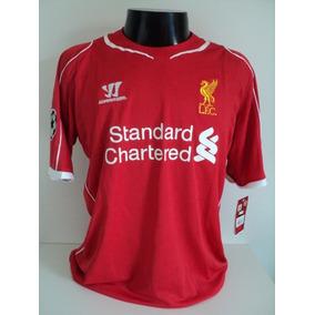 03129df62bb1f Liverpool Warrior - Camisa Liverpool Masculina no Mercado Livre Brasil