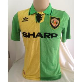 8881379ee2d68 Camisa Flamengo Retro Verde Amarela - Camisas de Times de Futebol no  Mercado Livre Brasil