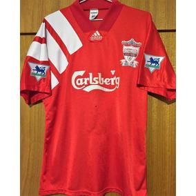b0b0f9c49ebce Camisa Liverpool Feminina - Camisa Liverpool no Mercado Livre Brasil